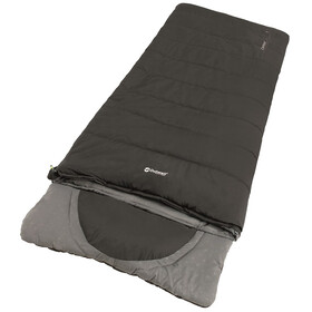 Outwell Contour Sleeping Bag, midnight black